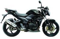 Nouveauté Moto : la Sym Wolf 250 cm3 SBi prévue pour mars 2013