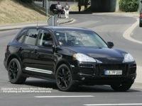 Spyshots : Porsche Cayenne Facelift !