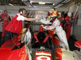 1000 km de Silverstone/qualif. - Deux Audi devant deux Peugeot