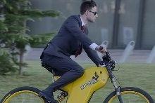 Vidéo : Rimac et son vélo électrisant