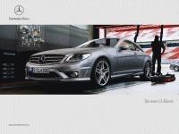 Mercedes CL63 by AMG : première photo