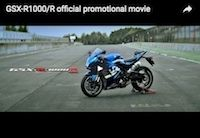 La Suzuki GSX-R 1000 (1000R) millésime 2017 en vidéo