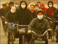 Chine : un rapport alarmant sur la qualité de l'air et de l'eau