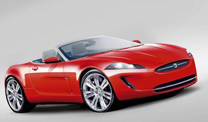 Futur Jaguar C-Type : l'anti Boxster comme ça ?