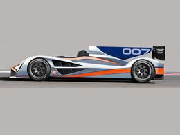 Aston Martin présente sa nouvelle LMP1 pour 2011