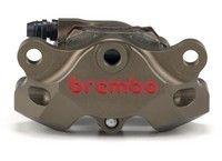 Brembo kit HPK : frein arrière très haut de gamme...