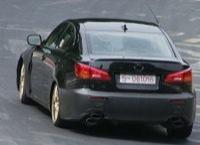 Bientôt une Lexus méchante !
