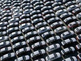Le marché de l'occasion se maintient grâce aux ventes de véhicules de cinq ans et plus