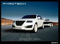 Les voitures officielles du PTS 2008: les précisions de Parotech
