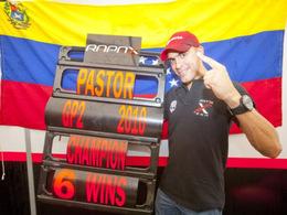 GP2/Monza - Maldonado enfin titré!