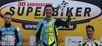 Mettet Superbiker 2016: Thomas Chareyre empoche la trentième