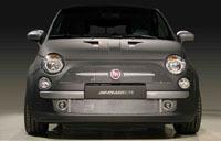 Monaco Elite Fiat 500: la classe
