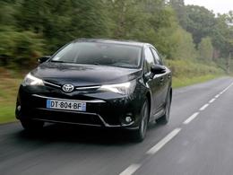Toyota a repris sa place de leader mondial devant Volkswagen