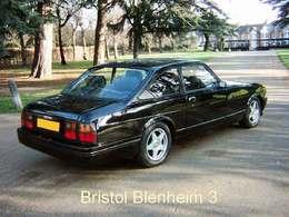 (J'aime de nuit) Rencontre avec la Blenheim 3 dans notre quête bristolienne