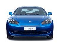 Hyundai Coupé/Tiburon : officielle