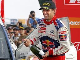 WRC - Sébastien Ogier, 2ème. Il s'impose avec brio au Japon!
