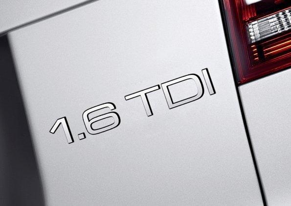 Nouveau moteur 1.6l TDi pour l'Audi A3