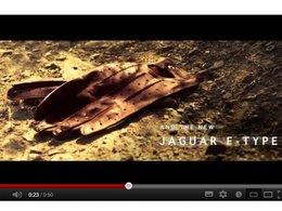 Desire, un film de Ridley Scott sur une musique de Lana del Rey avec Jaguar F-Type