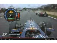 F1 GP du Brésil : Sebastian Vettel a bien doublé sous drapeau jaune