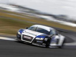 FFSA GT/Albi - Les Audi R8 LMS en super forme