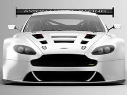 Aston Martin dévoile sa V12 Vantage GT3