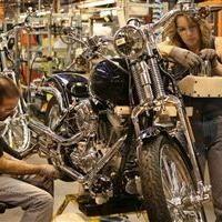 Harley-Davidson: Profonde restructuration dans l'usine de York