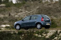 La Dacia Sandero fabriquée et commercialisée au Maroc