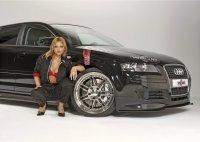 Audi A3 Sportback by Vogtland : total look