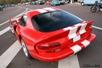 Photos du jour : Dodge Viper GTS Final Edition