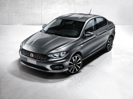 """La Fiat Tipo finaliste du """"Best Buy Car of Europe in 2016"""""""