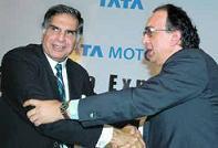 Tata Motors s'associe avec Fiat