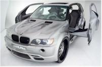 Le BMW X5 Alpine, tout simplement IMPRESSIONNANT !!