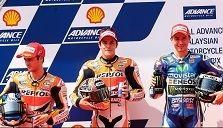 Moto GP – Grand Prix de Malaisie: les records tombent et les pilotes aussi