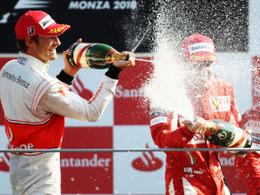 F1 - GP Monza : Alonso gagne, nouveau changement hiérarchique chez les leaders