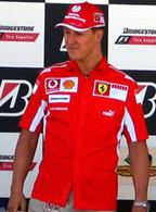 GP d'Allemagne : Schumacher veut récidiver