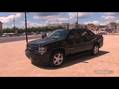 Essai : Chevrolet Avalanche