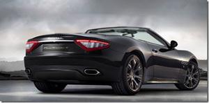 Maserati Granturismo Spyder : le toit en dur abandonné