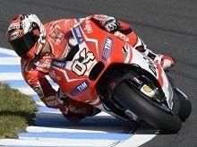 Moto GP – Grand Prix de Malaise: Dovizioso ravi et déçu par sa Ducati