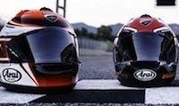 Arai/ Ducati: 150 euros offerts sur l'ensemble de la ligne de casques