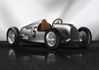 Auto Union Type C: une voiture à pédales à plus de 8 000 €