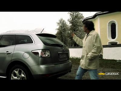 Mazda CX-7 MZR-CD 2.2L 173 ch : un crossover diesel propre et presque sportif