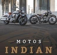 Idée cadeau, livre: Motos Indian de Pascal Szymezak