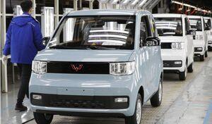 Chine : près de la moitié des voitures électriques valent moins de 10 000 €