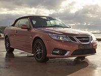 Vente aux enchères de modèles Saab uniques
