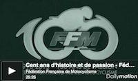 FFM: flash-back vidéo sur 100 ans de moto