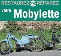 Livre: Restaurez et Réparez votre mobylette par Sylvie et Franck Meneret