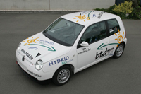 Une Volkswagen Polo hybride aux 12 Heures de Spa