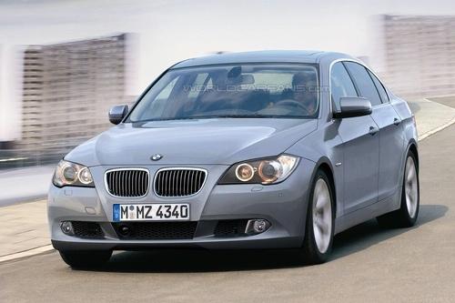 Future BMW série 5: le proto en test et 2 interprétations