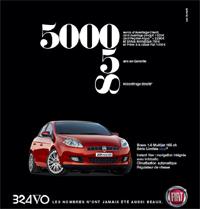 Fiat Bravo MSN : la Bravo 2.0