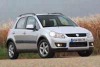 Suzuki SX4: diesel en entrée de gamme